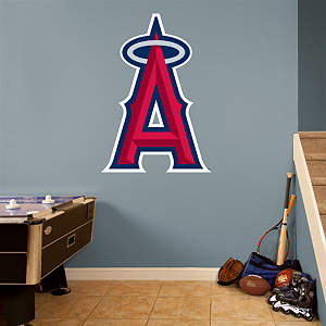 Angels Logo Fathead Wall Decal